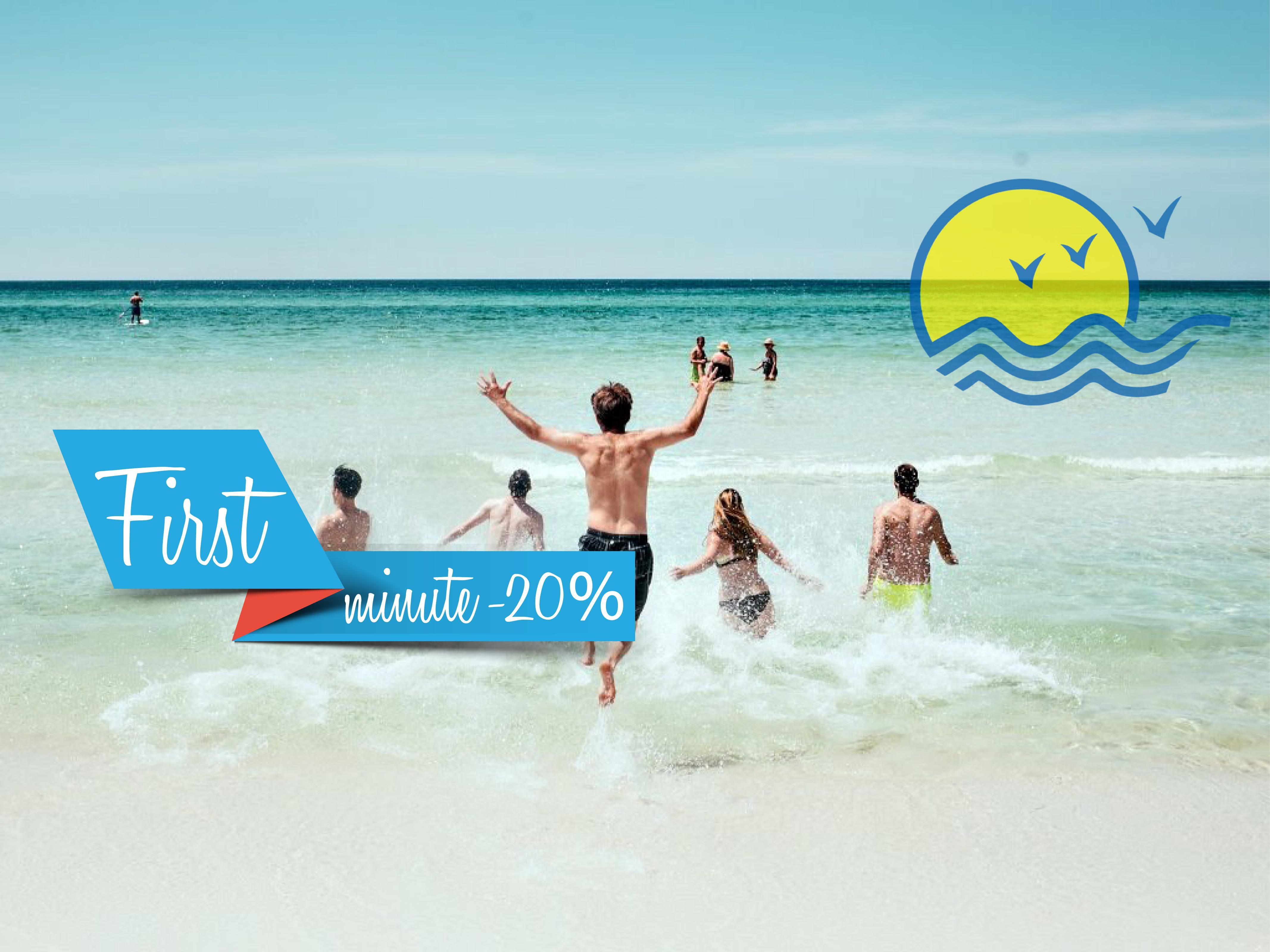 First minute - ljeto 2020